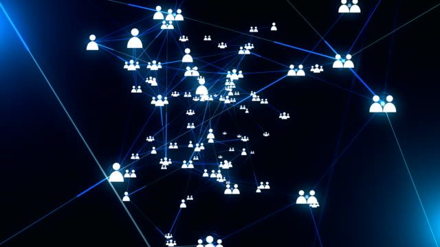 People Social network Connection