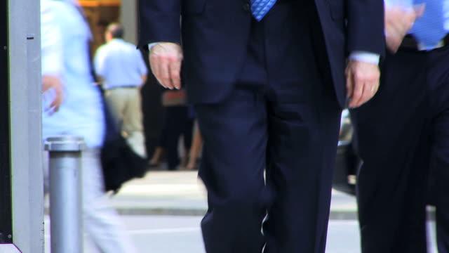 People Walking II HD video