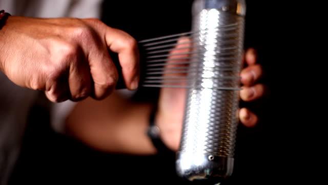 vidéos et rushes de percussionniste - instrument à percussion