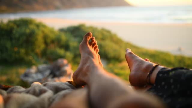 Perfect company, perfect view