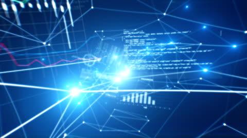 vidéos et rushes de au réseau d'affaires de vol parfaite. la boucle d'animation. hd 1080. - nombre