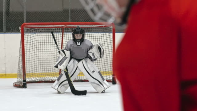 Perfect Little Goalie video
