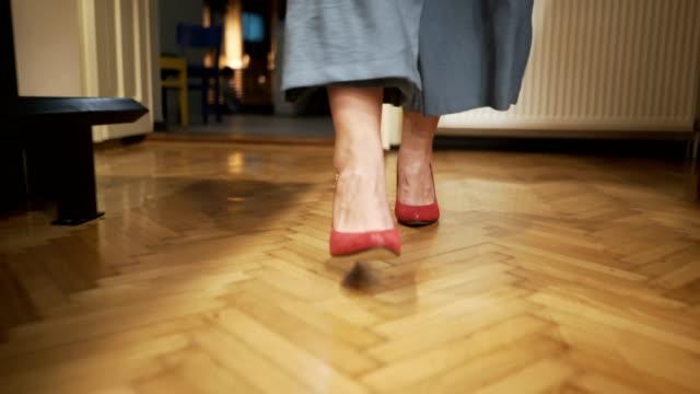 perfect stilettos - high heels stock videos & royalty-free footage