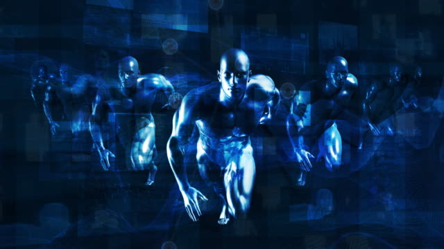Performance Management and Job Coaching Concept Art