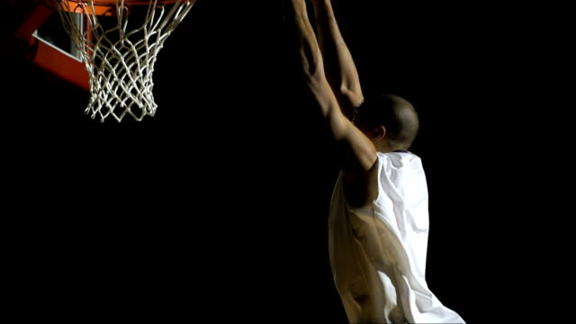 Performing A Slam Dunk (Super Slow Motion) video