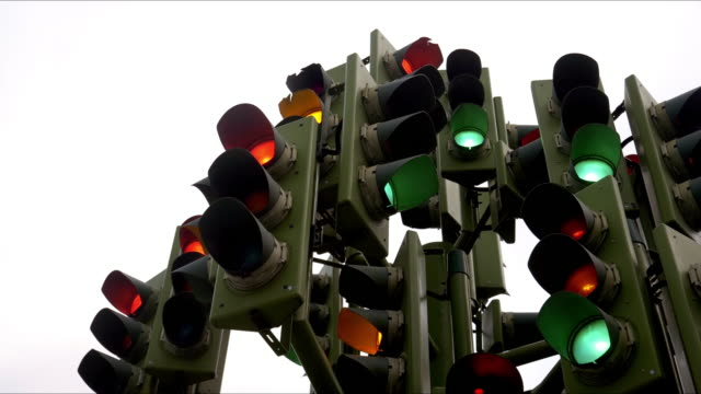 Perplexing Traffic Lights video