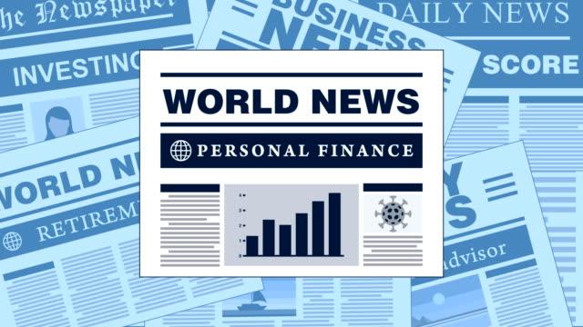 Personal Finance Newspaper Headlines