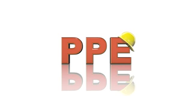 Personal protective equipment (PPE) workplace health and safety title
