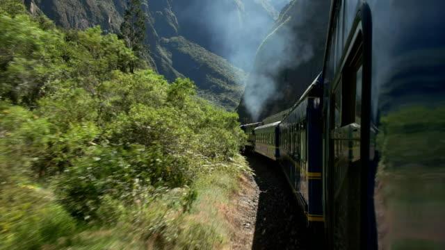 peru rail journey from machu picchu to ollantaytambo