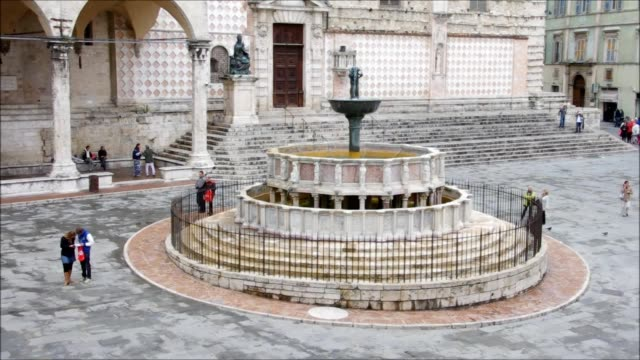 Perugia well video