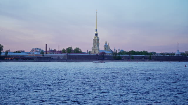 peter and paul cathedral video