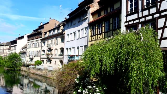 Petite France in Strasbourg video