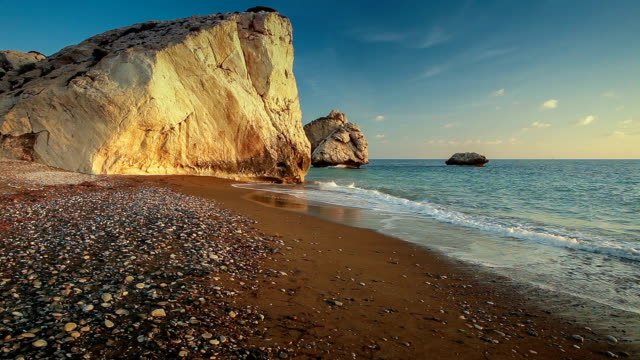 Petra tou Romiou, Cyprus video