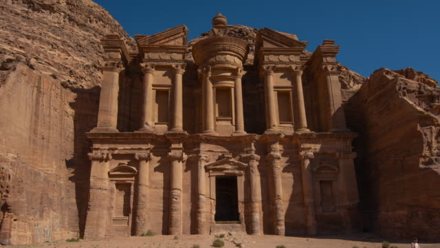 Petra UNESCO World Heritage Site Petra UNESCO World Heritage Site treasury stock videos & royalty-free footage