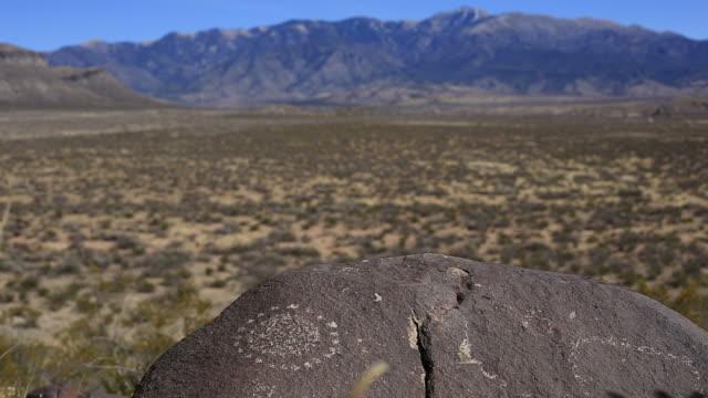 Petroglyphs video