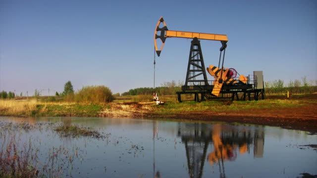 vídeos y material grabado en eventos de stock de de petróleo - imperfección