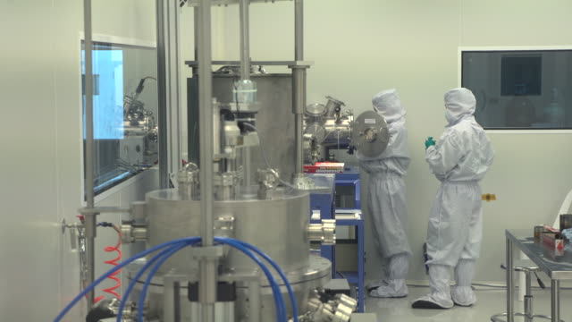 Pharmaceutical machinery for medicine production video