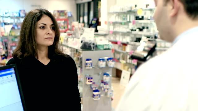 pharmacist selling drugs video