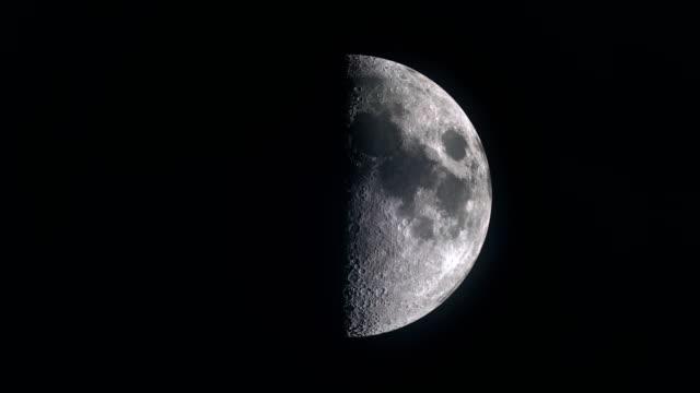 単発 - 月の満ち欠け ビデオ