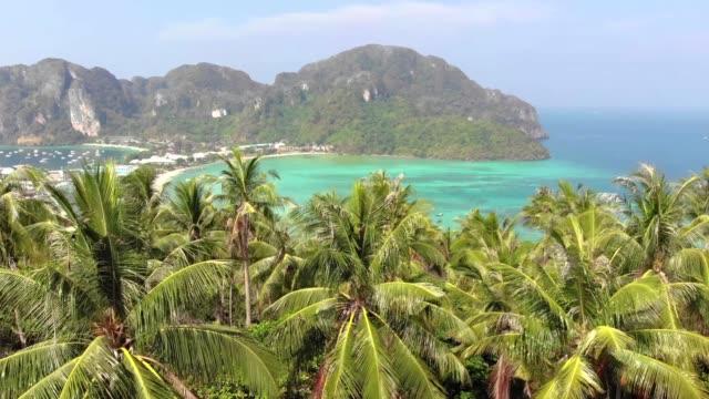 ピピドン島。クラビ。タイ - サムイ島点の映像素材/bロール
