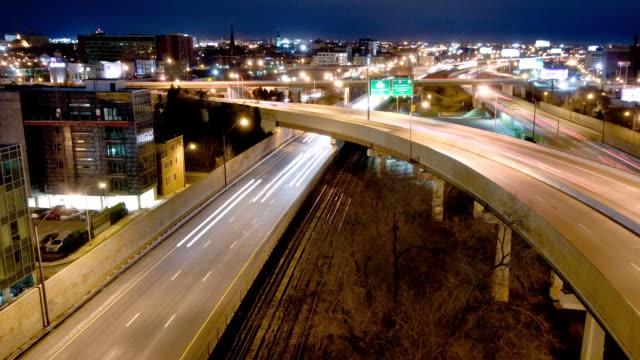 Philadelphia & I-95 video