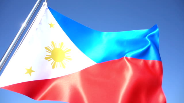 Philippines Flag video