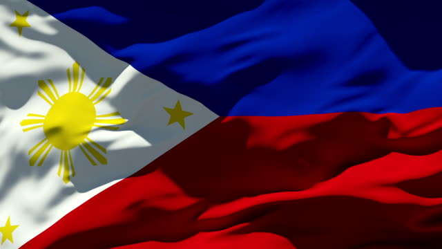 Phillippines Flag video
