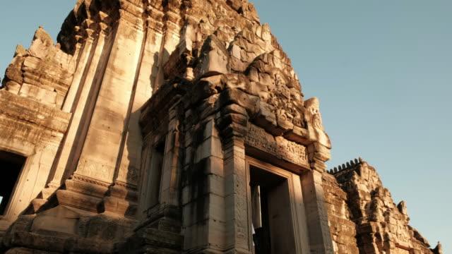 vídeos y material grabado en eventos de stock de phimai parque histórico - hinduismo
