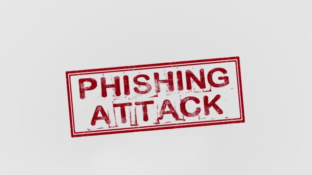 atak phishingowy - phishing filmów i materiałów b-roll