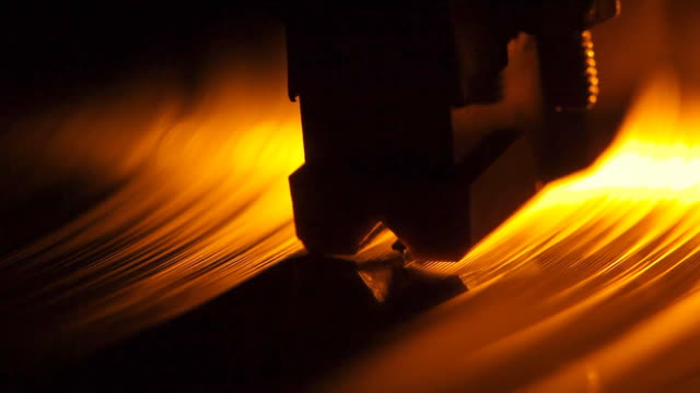 phonograph cartridge closeup video