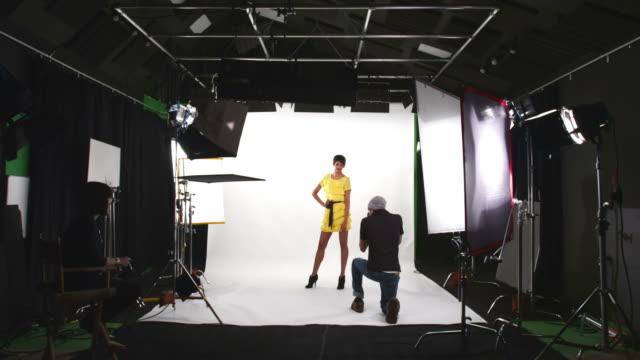 Photo shoot  photo shoot stock videos & royalty-free footage