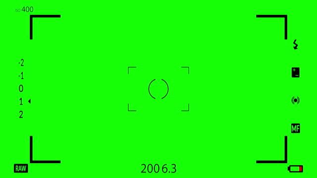 dslr-foto-sucher - überwachungskamera stock-videos und b-roll-filmmaterial