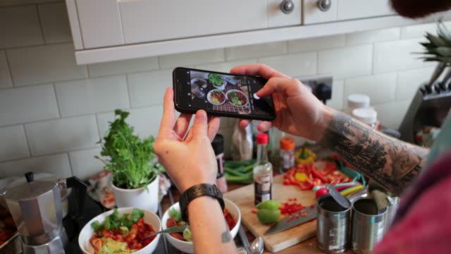 onun yemek fotoğraf - yemek tarifi stok videoları ve detay görüntü çekimi