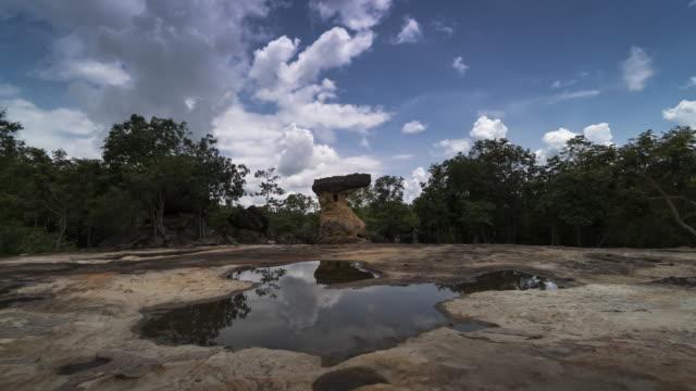 phu phrabat historical park - fornhistorisk tid bildbanksvideor och videomaterial från bakom kulisserna