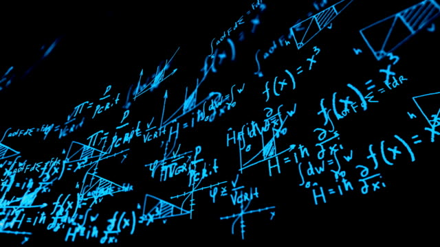 physics formulas - physics stock videos and b-roll footage