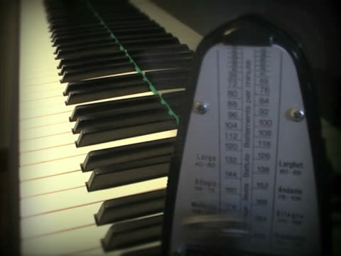 Royalty Free Piano Timer HD Video, 4K Stock Footage & B-Roll - iStock