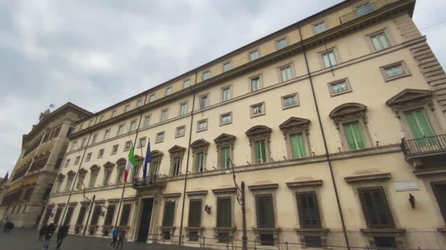 Piazza Colonna in Rome