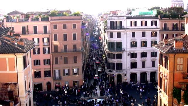 Piazza di Spagna, Roma video