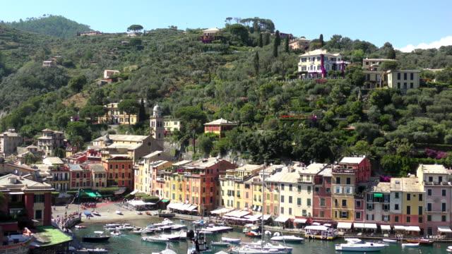 Piazza Martiri dell'Olivetta - Portofino, Italy video