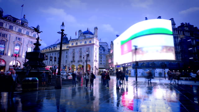 Piccadilly Circus, London video
