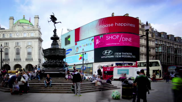 Piccadilly Circus London video