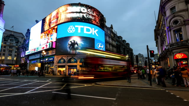 Piccadilly Circus video