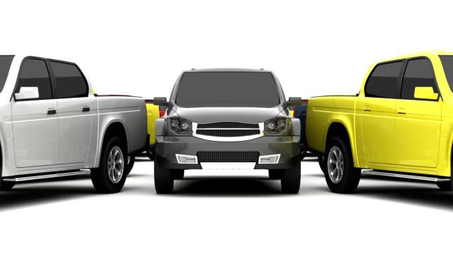 Pick Up Trucks video