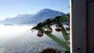 istock Picture of cable cars in Grenoble 921152804