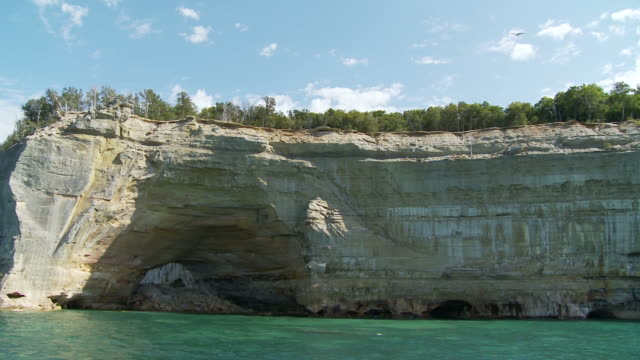 Pictured Rocks 07 arch video