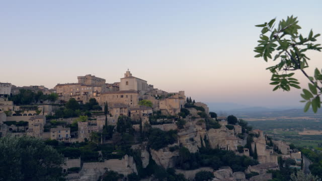 Picturesque city of Gordes. Provence
