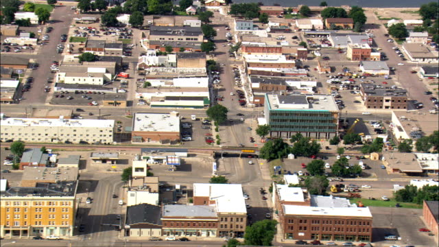 Pierre  - Aerial View - South Dakota, Hughes County, United States