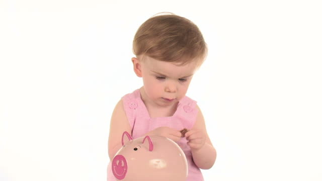 Piggy Bank Savings video