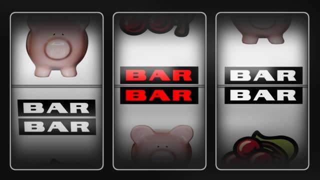 Piggy Bank Slot machine. video