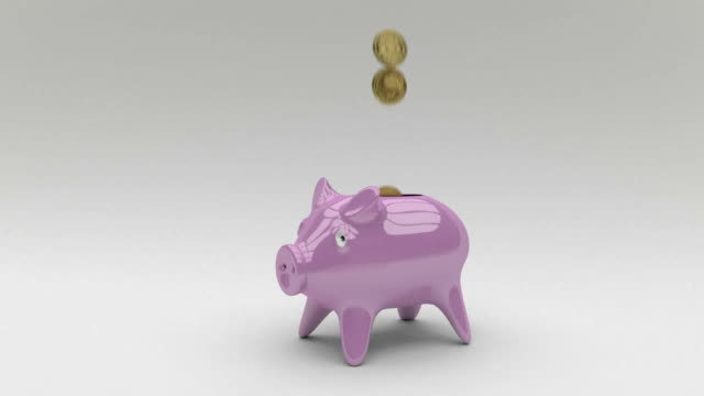 Piggy Bank swelling video